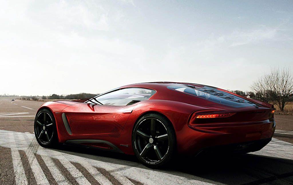 Alfa Romeo 6C Concept #ConceptCar @alfaromeo