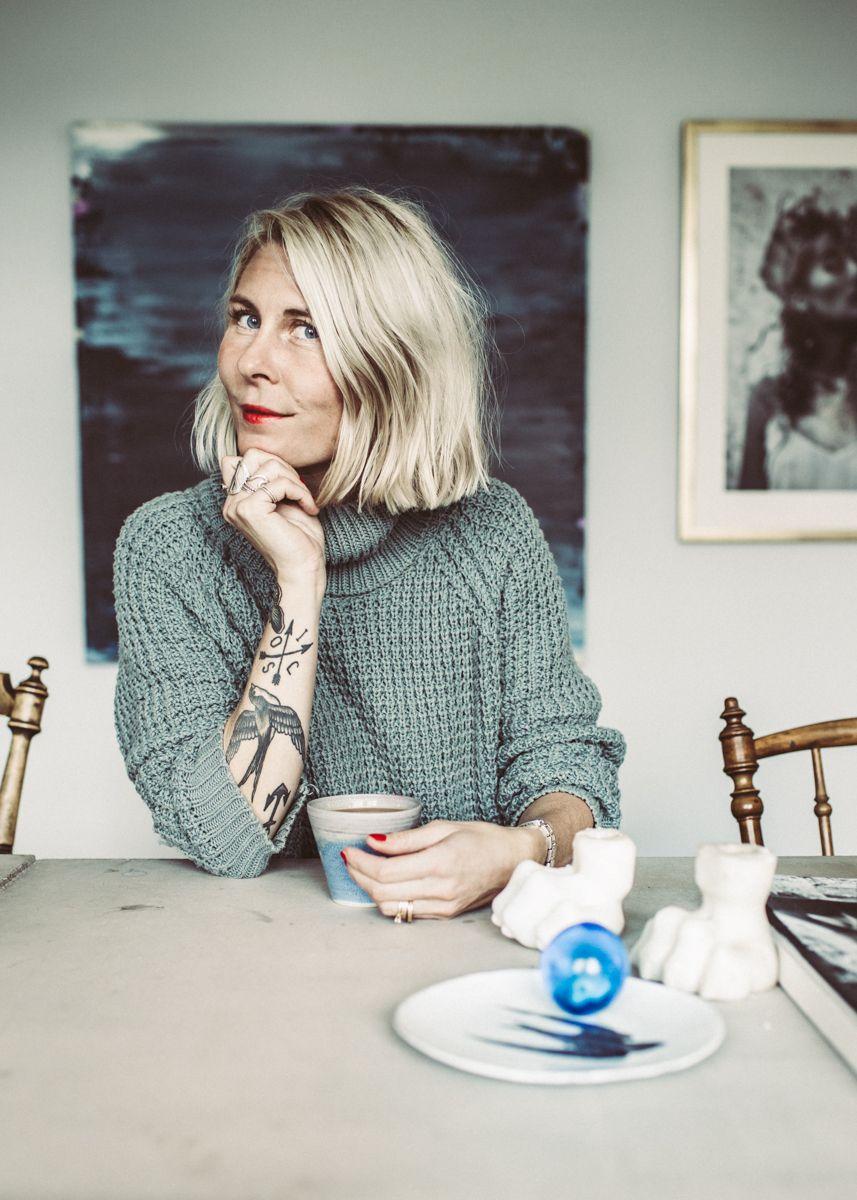 Om Kristin - Krickelins | Bradford, Blogg