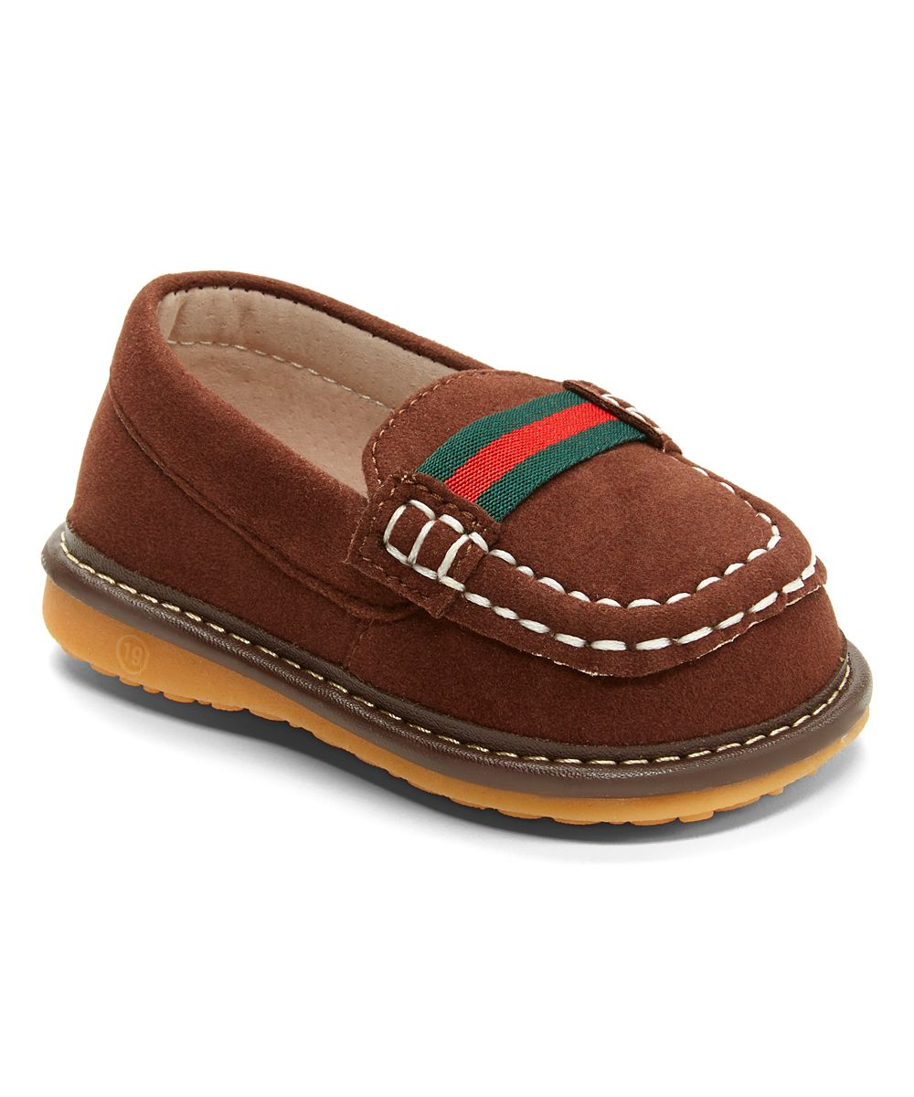 c644b9651faa51 Laniecakes Brown Henry Squeaker Loafers