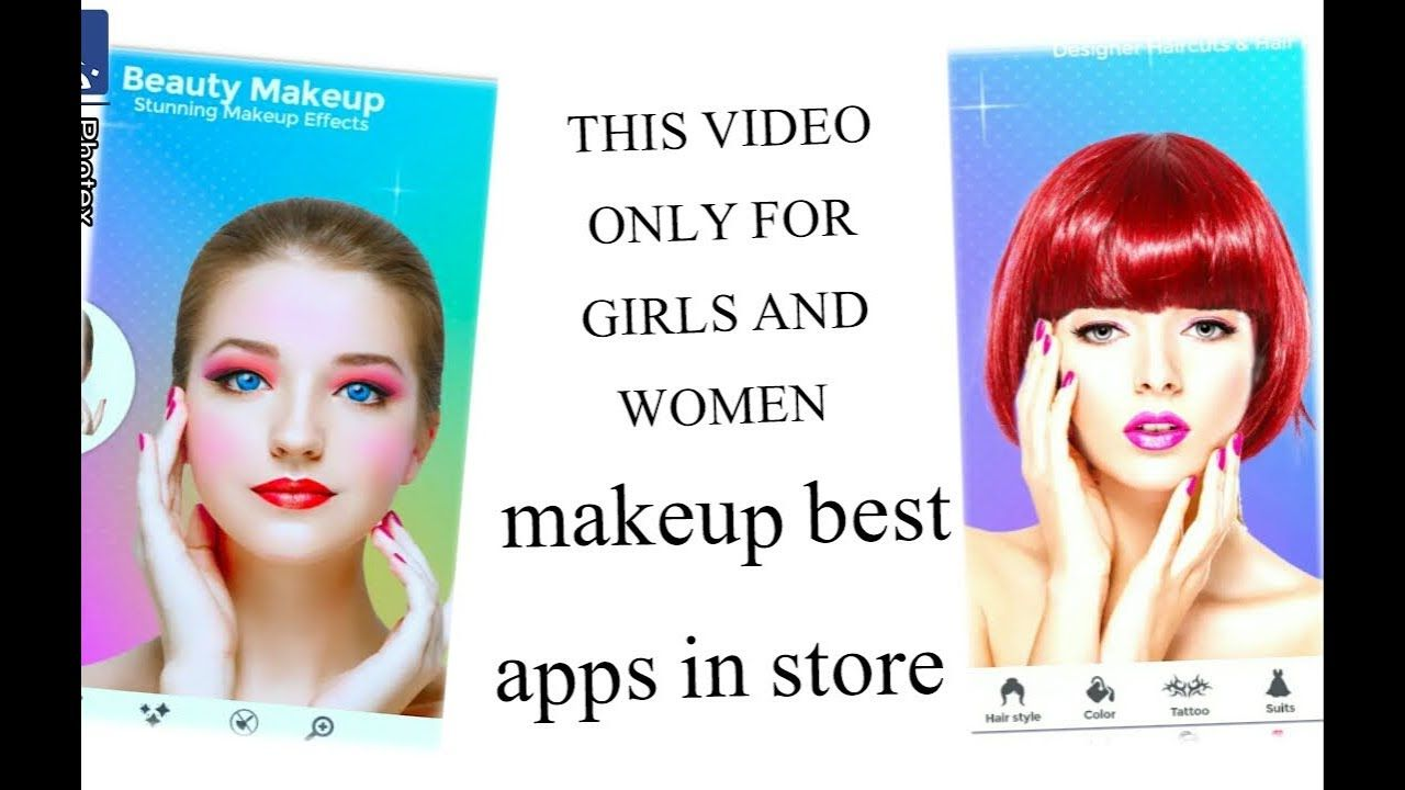 only for girl and women makeup 2019/////////
