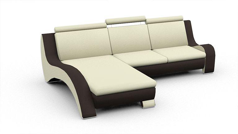 Préférence redoutable petit canapé d angle design | Décoration française  GB51
