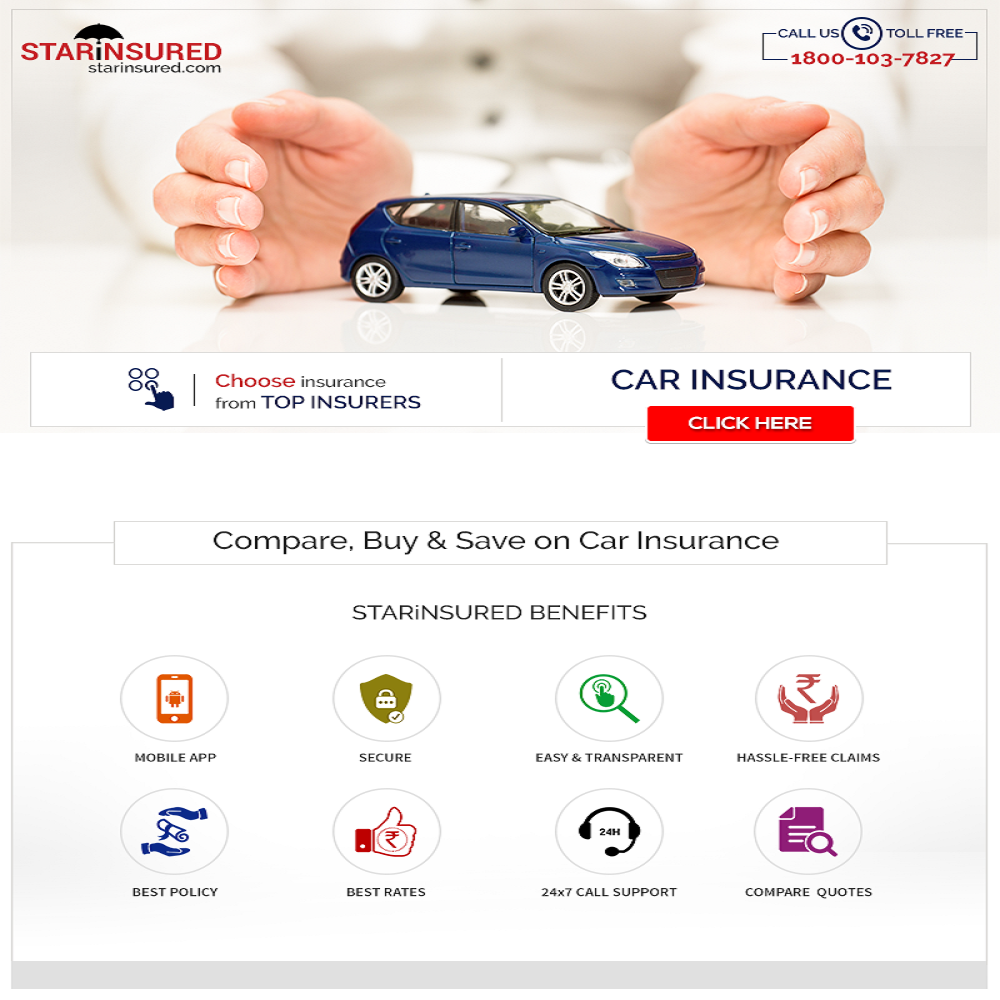 Compare, Buy & Save on Insurance Car insurance online