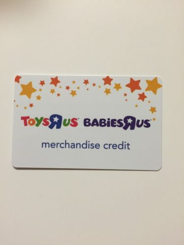 Coupons Giftcards Toys R Us Babies R Us 88 07 Gift Card