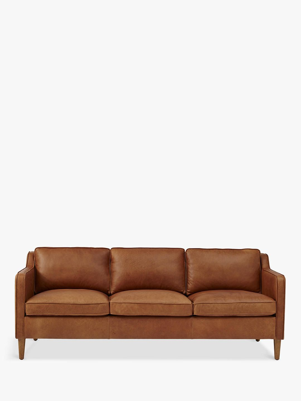 West Elm Hamilton 3 Seater Sofa Sienna