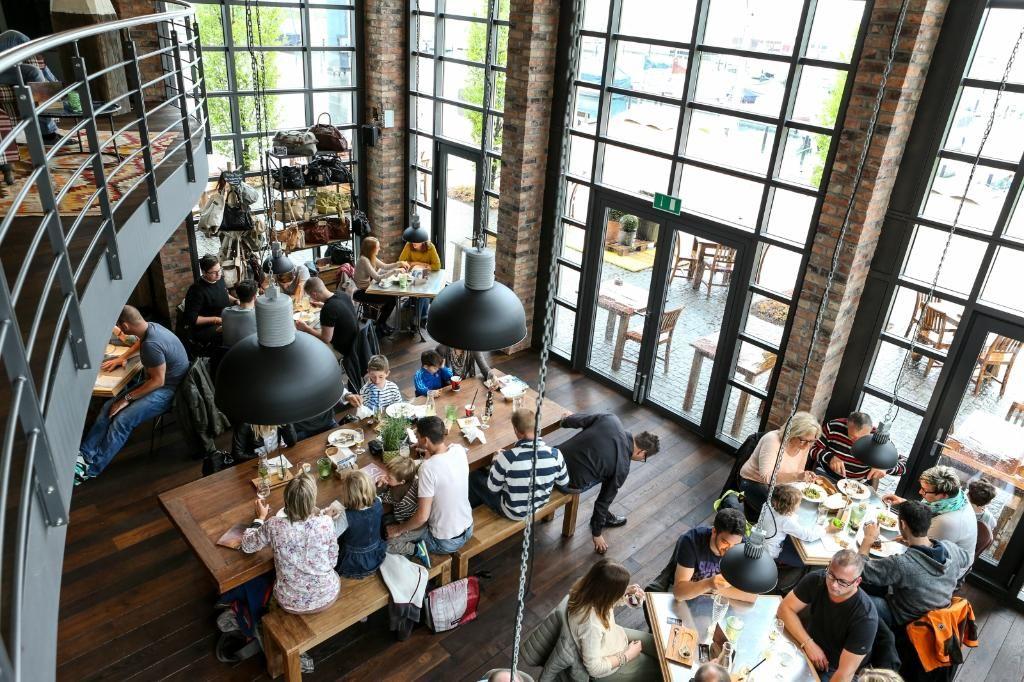 Silo 5 Bottighofen Brunch Ausflug Restaurant Fotos