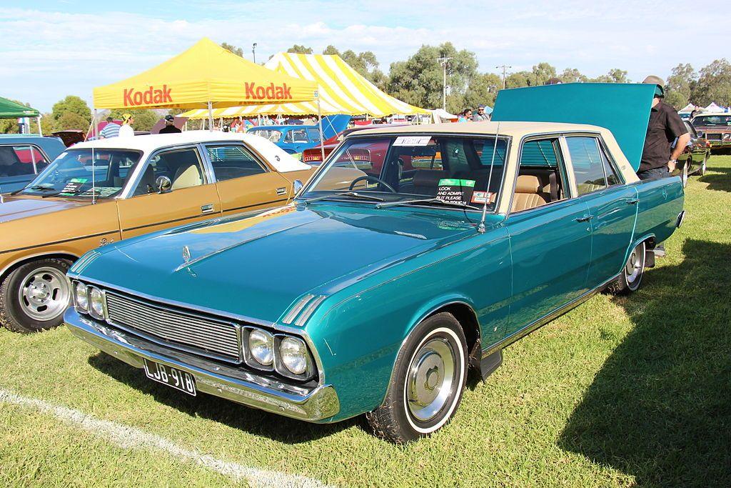 Chrysler Valiant VIP VG | Rare Cars From Australia | Pinterest ...