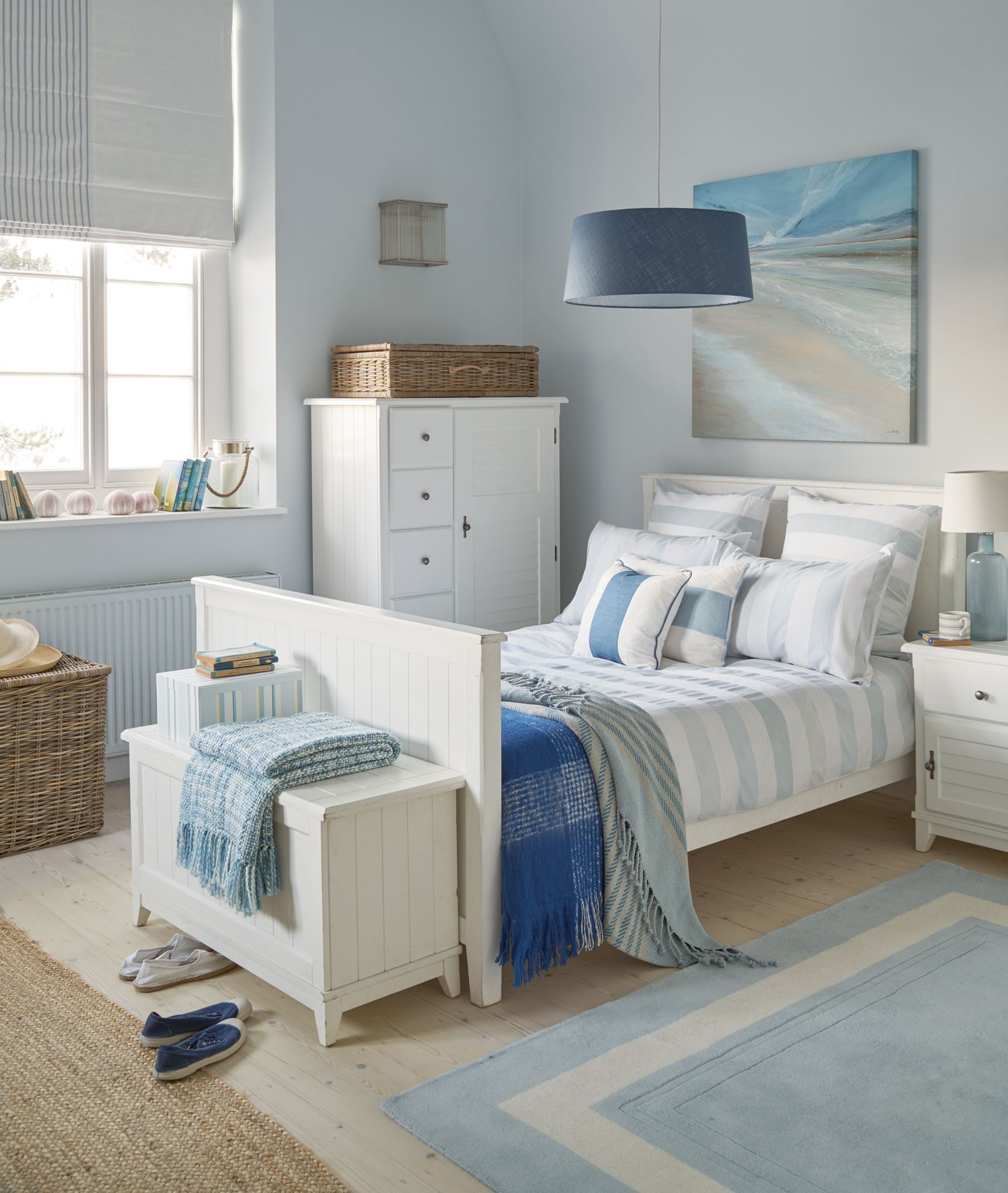 Laura ashley harbour ss16 home collection ss16 harbour for Bedroom ideas laura ashley