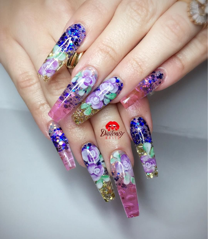 #acrilicnails #nailsdisign #nailsdone #nailsdid #nailstagram #miaminails #miami