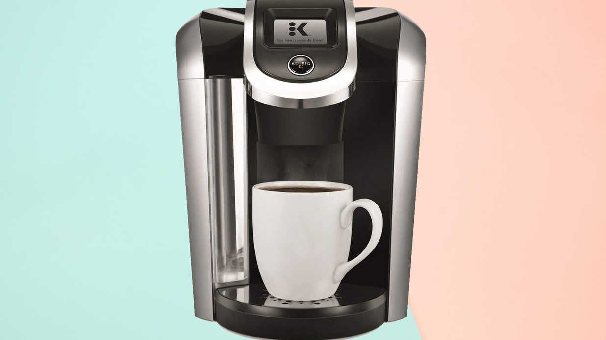 Your Keurig Coffee Maker Can Grow Mold Here S The Best Way To Clean It Single Coffee Maker Keurig Keurig Coffee Makers