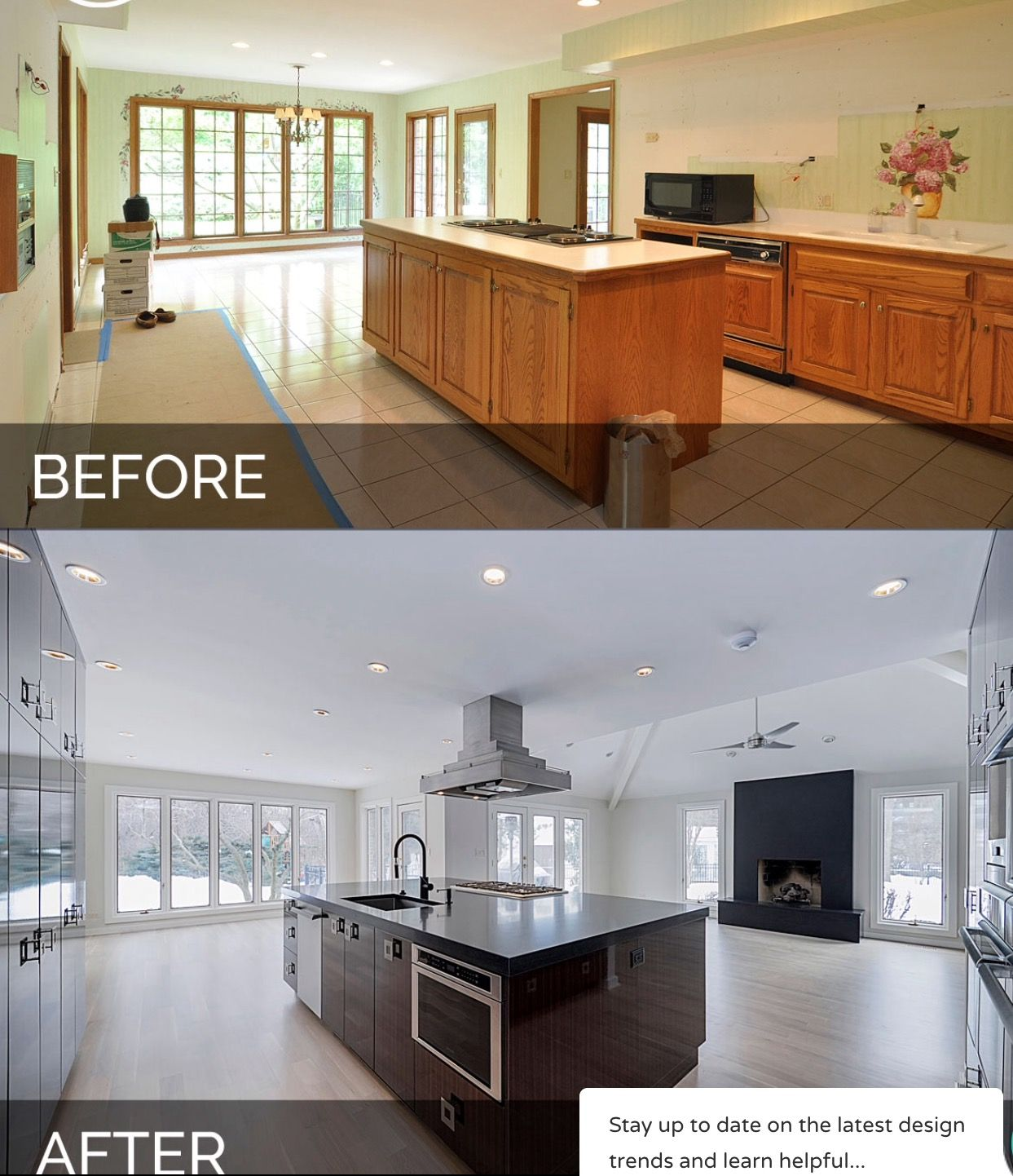 New Kitchen Before And After: Pin By Teresa McKee Heart At Home Interiors On HeartatHome