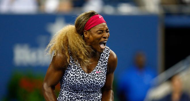 US Open: Serena Williams secures semi-final spot with convincing win over Flavia Pennetta