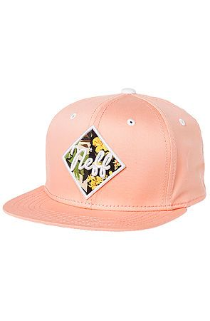 huge discount f582b 53a83 NEFF Hat Commando Patch Cap in Peach  24 USE CODE NEWGEAR14 for 20% OFF!