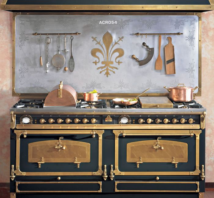 Kitchen metal panels restart florence home on the for Restart cucine