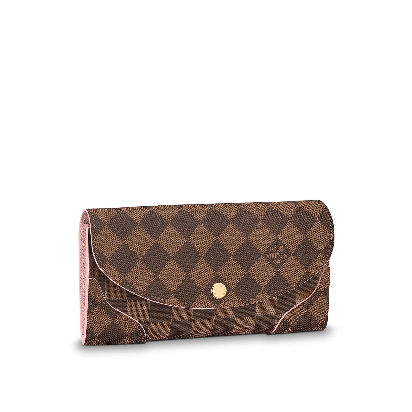 7be10e4b7161 View 1 - Damier Ebene SMALL LEATHER GOODS WALLETS Caïssa Wallet ...