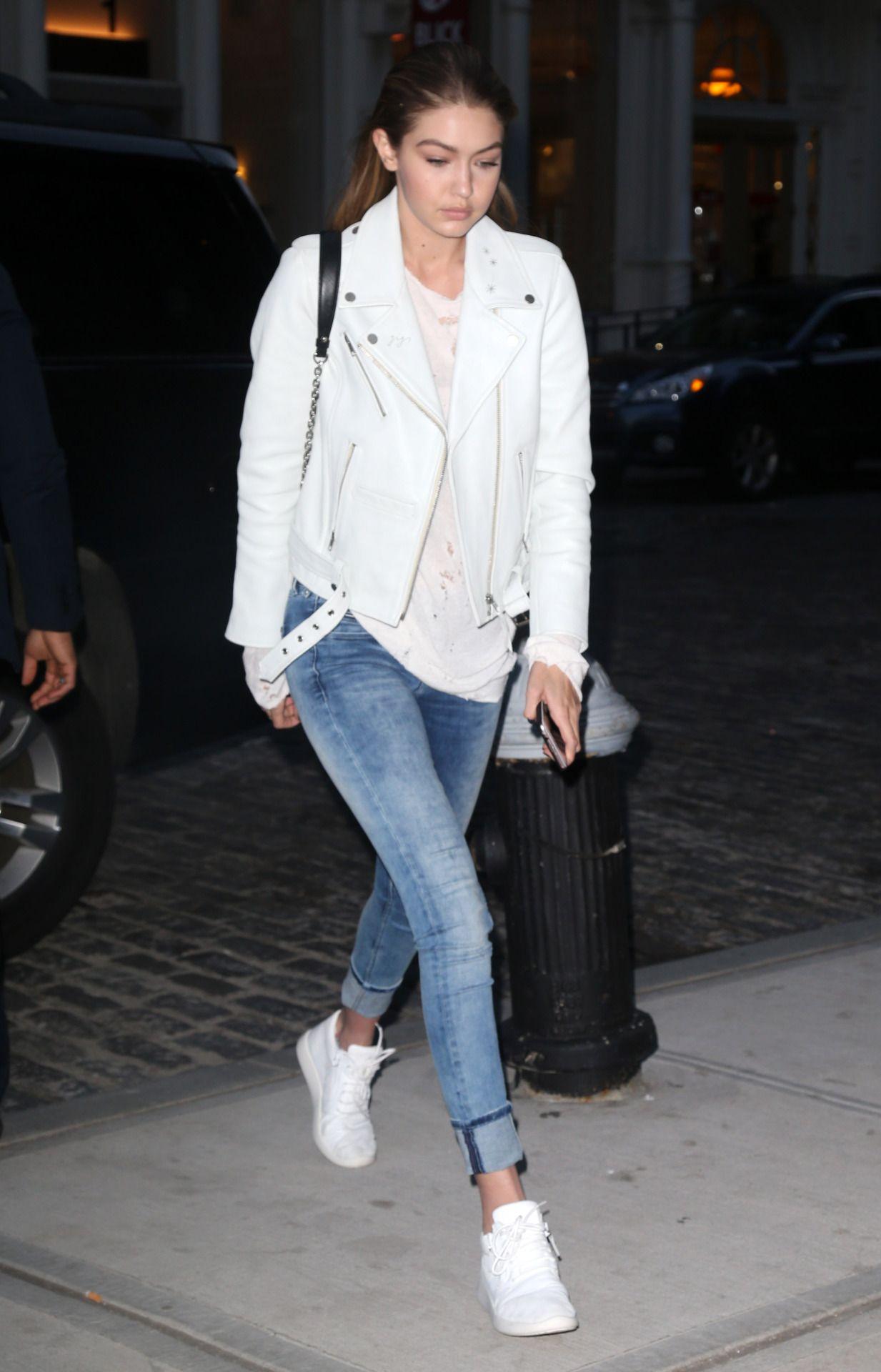 Gigi Hadid in NYC