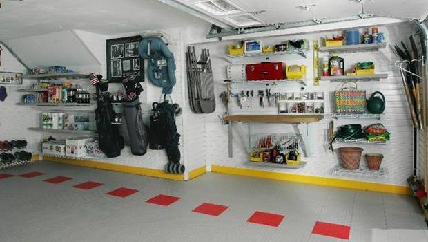 Arredamento del garage