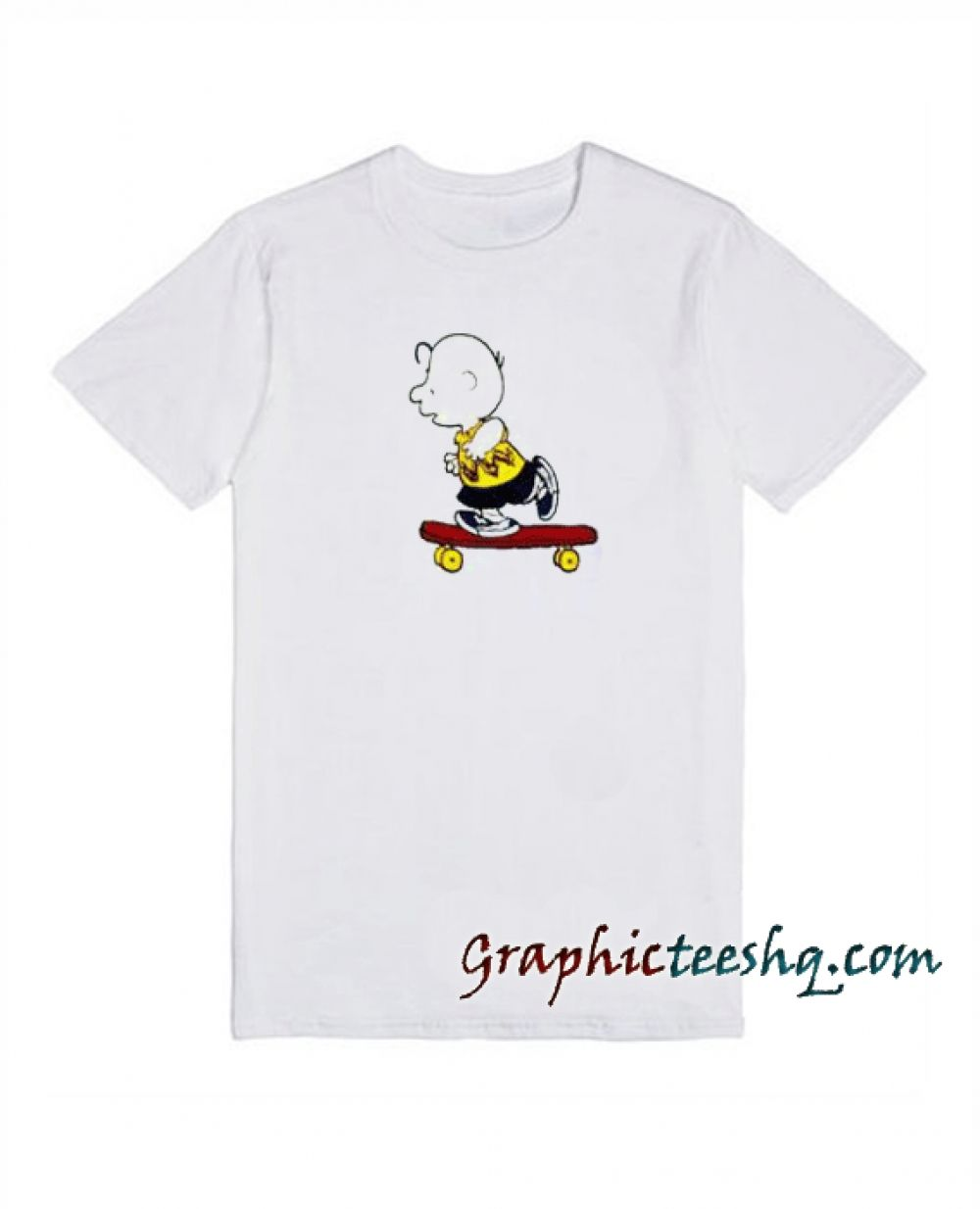b5d5ee2b3e2b0d Vans x Peanuts Good Grief Tee Shirt Price  13.50  style  fashion  tshirts   tee  tshirtdesign instafashion  black  cute  art  amazing funny   webstagram  lol ...