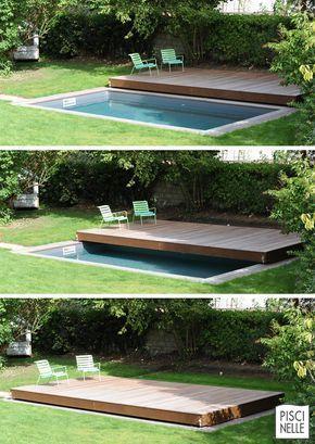 Lap pool garden approach #poolimgartenideen