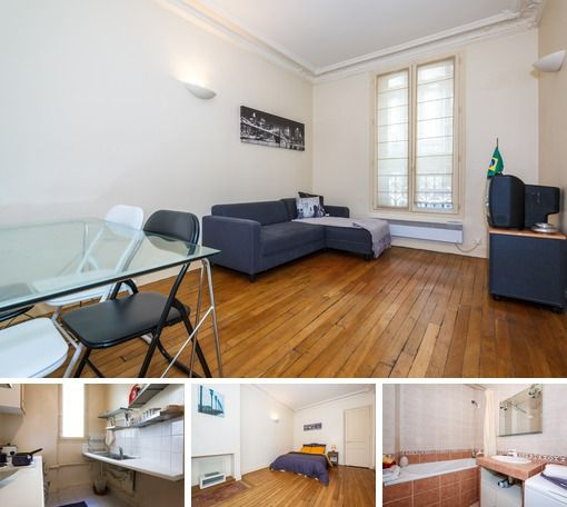 #Furnished 2-bedroom #apartment For #rent On Rue Monge In