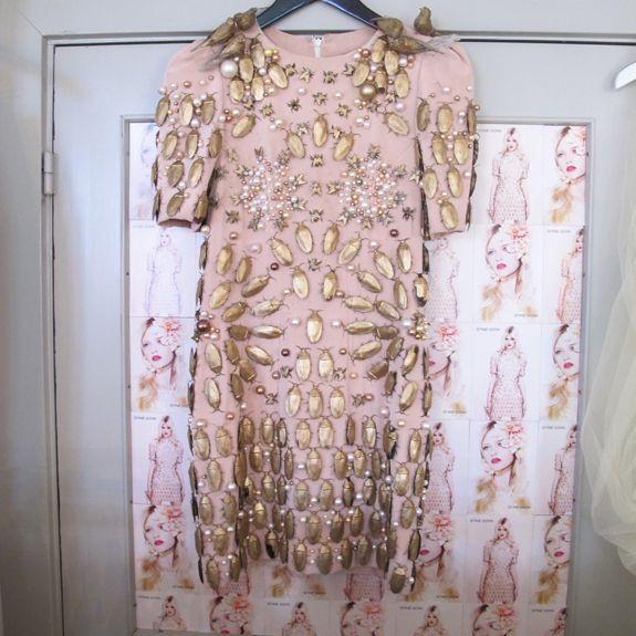 e6cbc126d412 Stine Goya Anthias dress