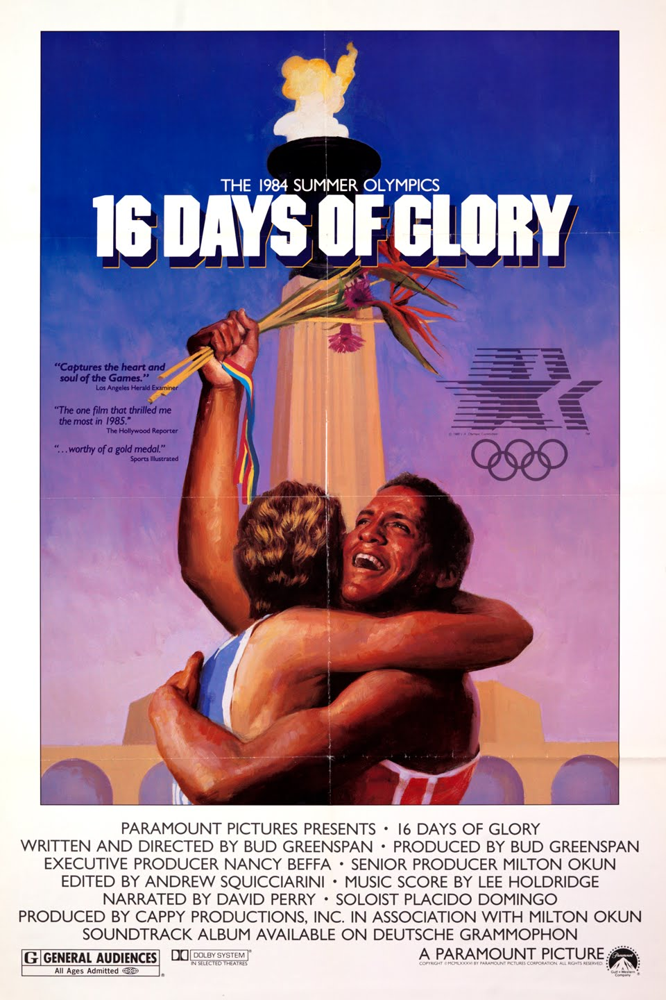 16 Days of Glory Google Search Paramount pictures