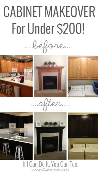 Using java gel stain by general finishes and ikea knobs for Kitchen cabinets 4 less