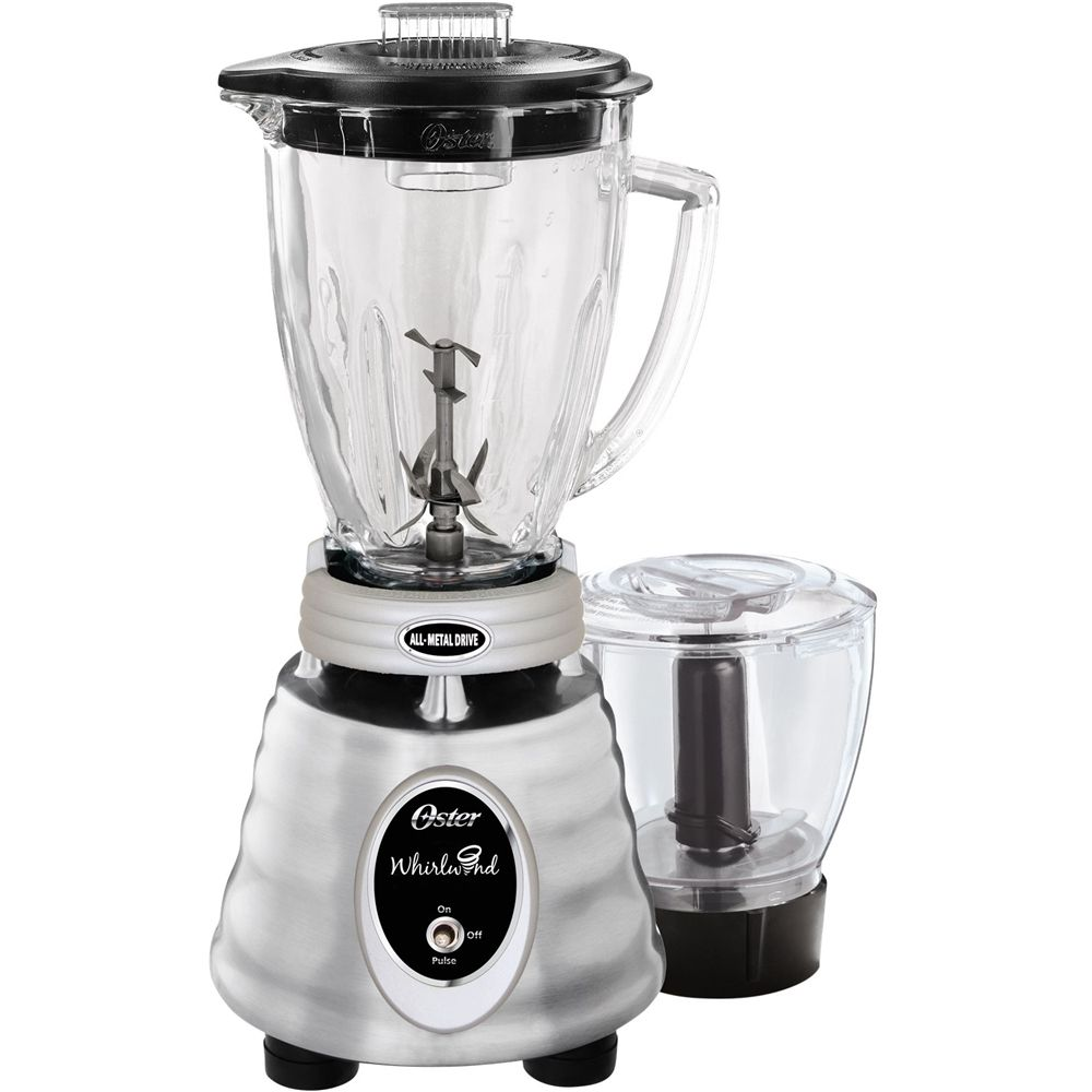 Oster - Beehive 2-Speed Blender - Silver/transparent | Products ...
