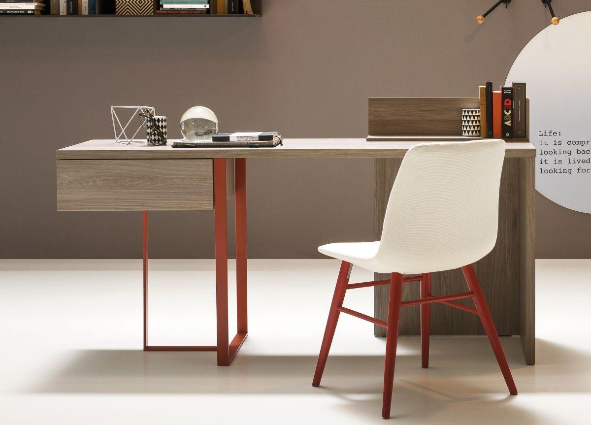 Scritto Home Office Desk In 2020 Cheap Office Furniture Contemporary Home Office Furniture Contemporary Office Desk