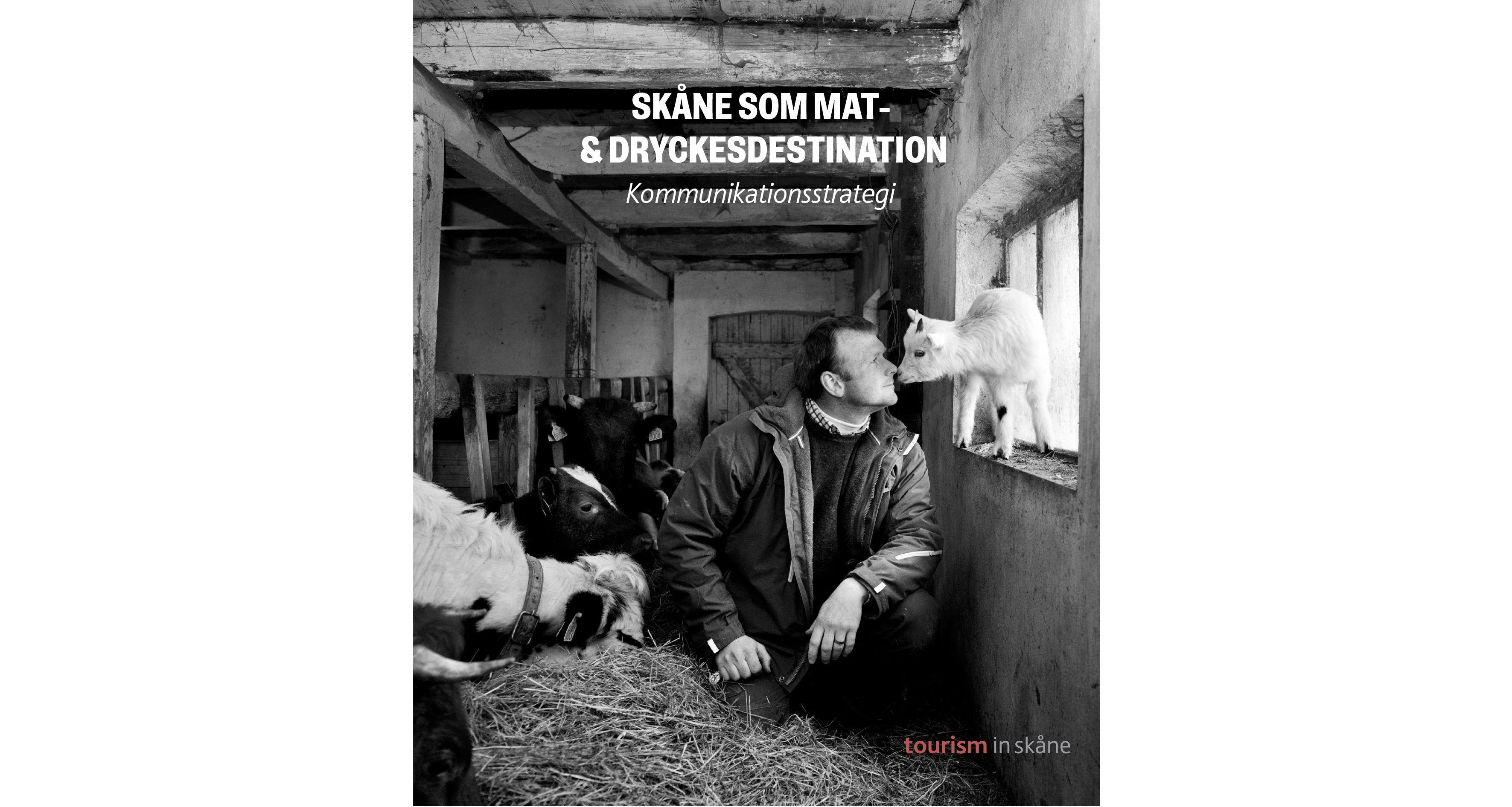 Kommunikationsstrategi Skåne som mat och