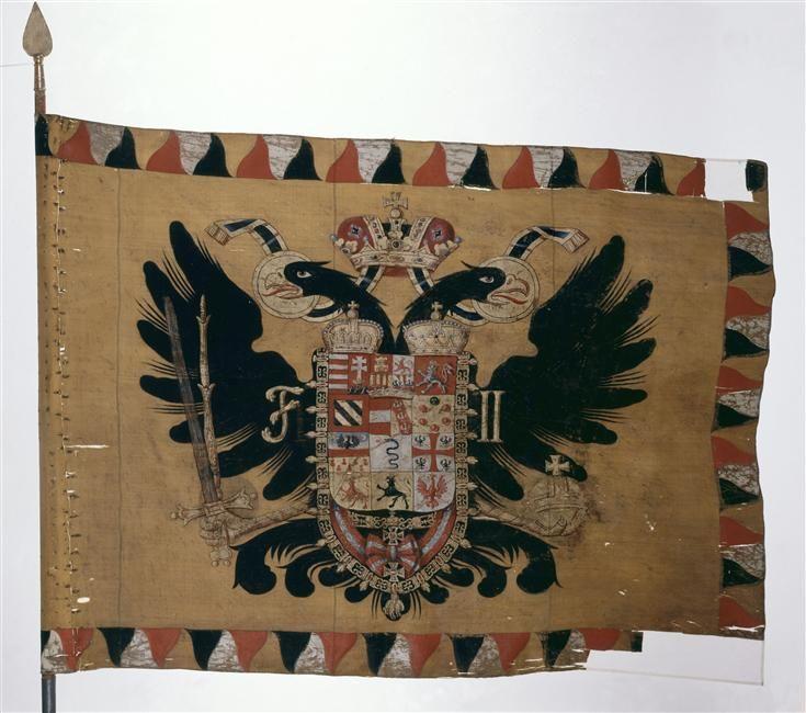 Drapeau Autrichien   Austrian Flag