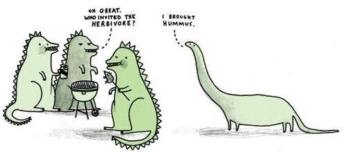 Vegetarian Funny Dinosaur Hummus Vegan Funny Nutrition And Diet Vegetarian Humor Vegan Humor Dinosaur Funny
