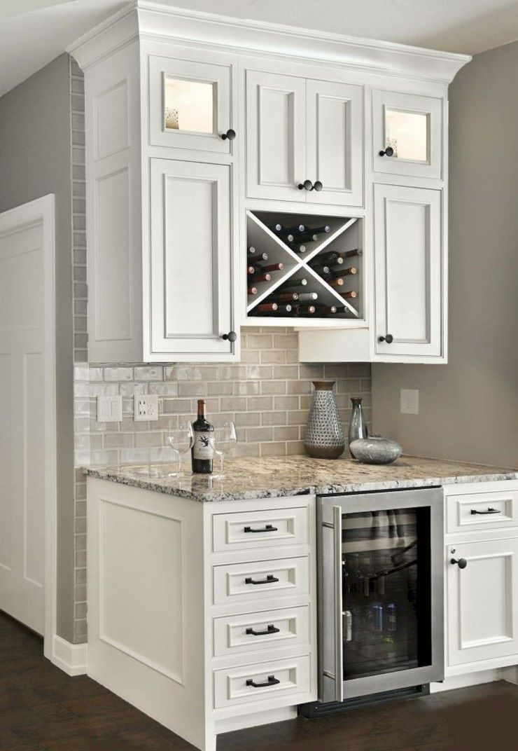 35 Elegant Kitchen Cabinet Designs Ideas You Must Have At Home Di 2020