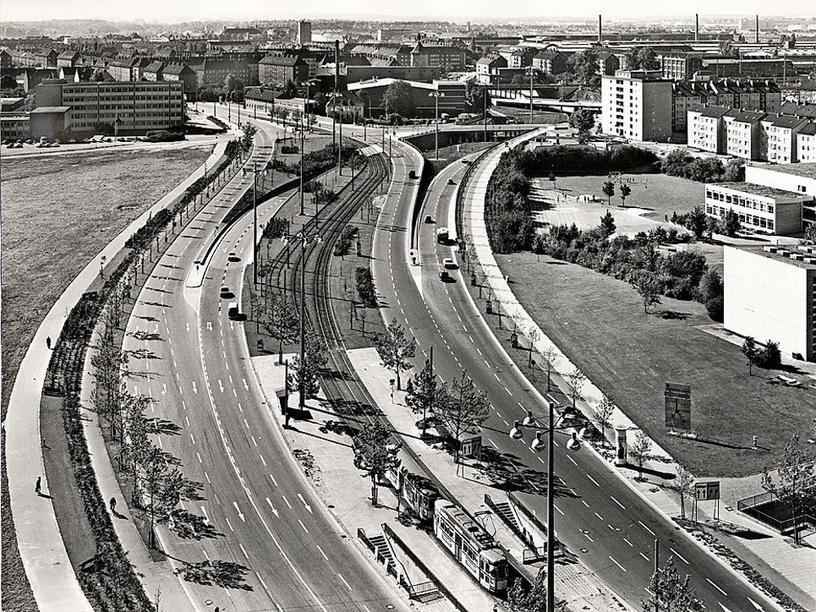 Stadionbrücke Hannover