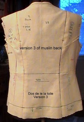 La Máquina de coser: Chanel Jacket / lienzo / reanudación / Versión 3