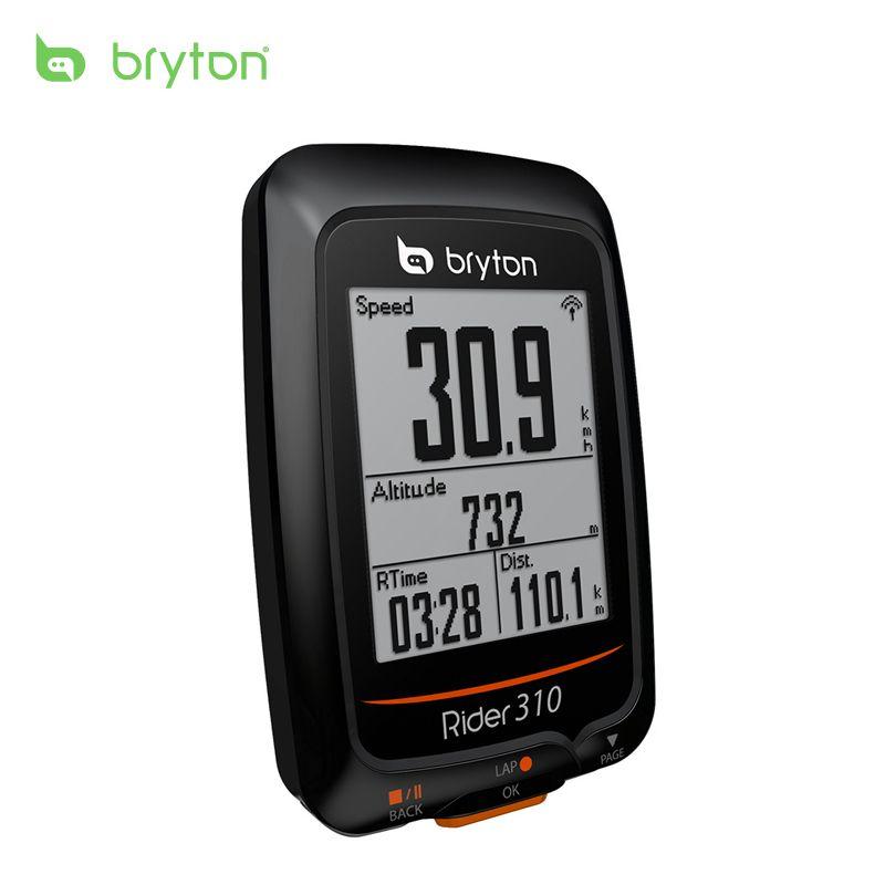 Bryton Rider 310 Enabled Waterproof Gps Cycling Bike Mount