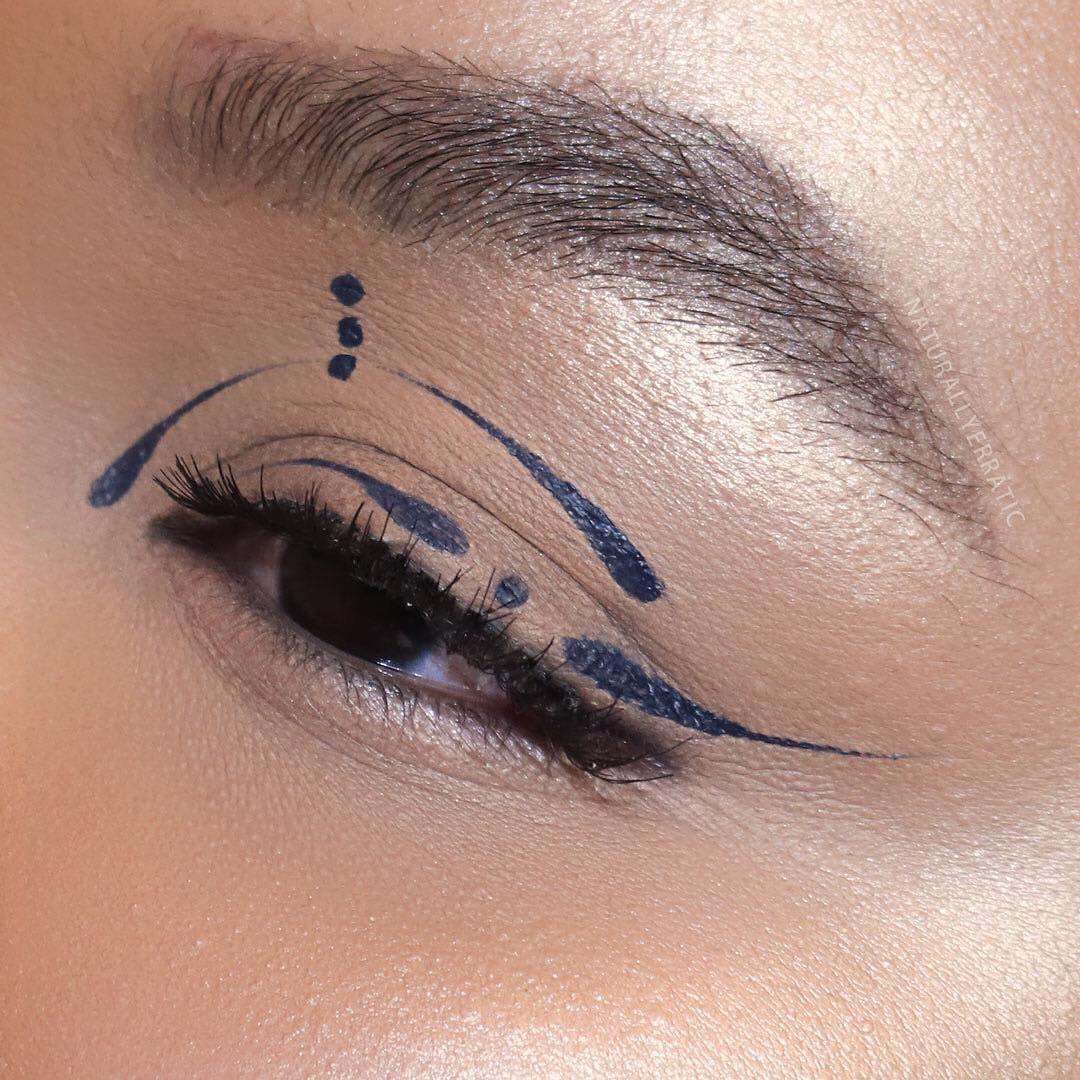 Graphic Eye Makeup Eyeliner Anastasiabeverlyhills