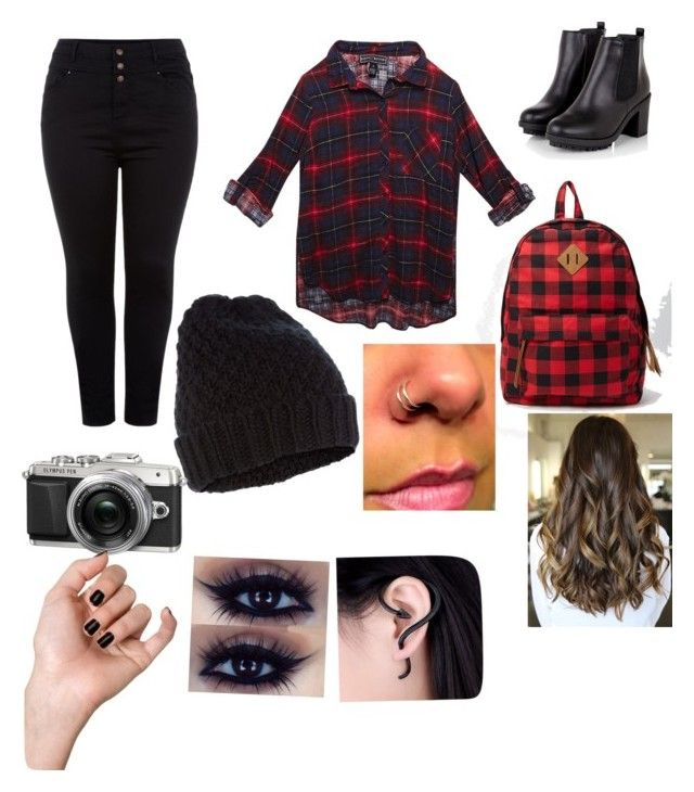 """""""Untitled #114"""" by emma-8bradley ❤ liked on Polyvore featuring New Look, Wet Seal, Forever 21, Accessorize and Retrò"""