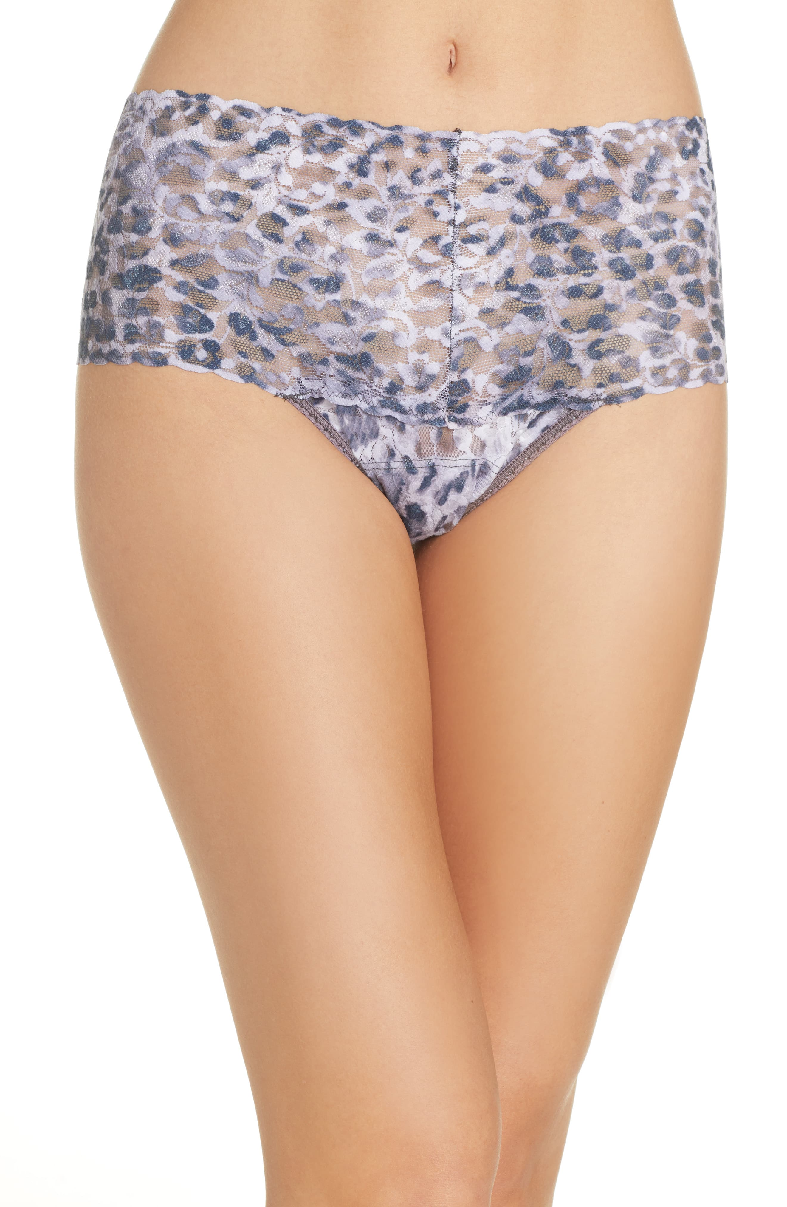 5b576a51b07d Hanky Panky Blushing Leopard Retro Thong in 2019 | Products | Animal ...