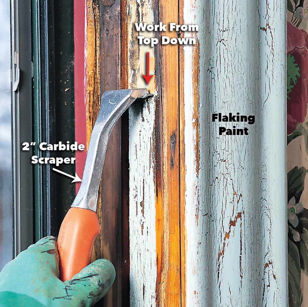 How To Remove Lead Paint Safely Lead Paint Paint Remover Lead Paint Removal
