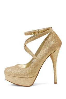 0a536097191 Wendy-02 Criss Cross Glitter Pump | My style in 2019 | Shoes, Prom ...