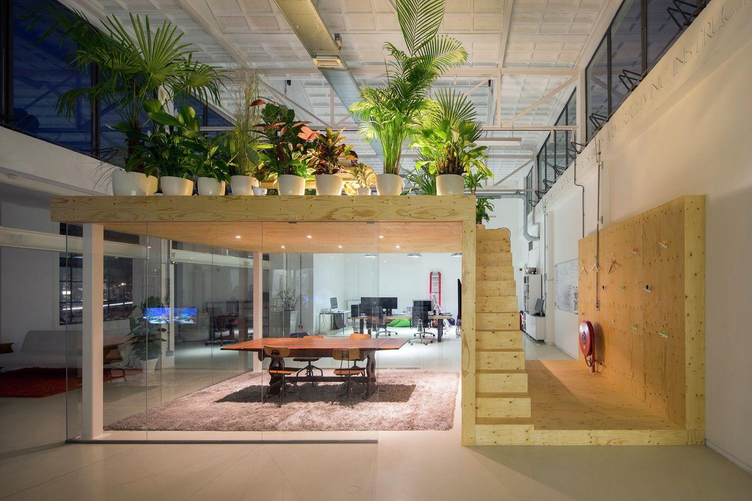 office lofts. Gallery Of Loft Office / Jvantspijker - 4 Lofts U