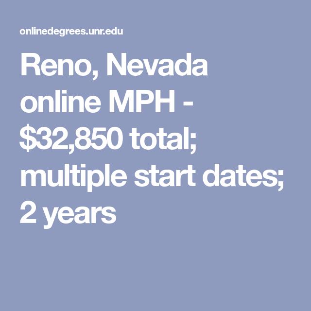 Online Degrees Program Details