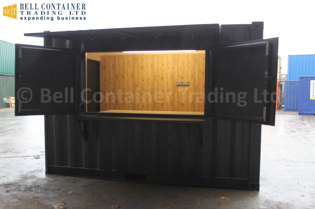Shipping Container Cafe Food Servery Container Conversion Container Cafe Shipping Container Cafe Container Conversions