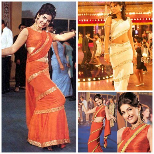 30 types of saree draping from different states  retro