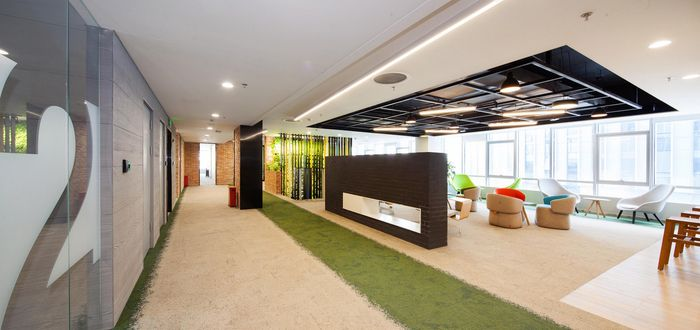 office tour citrix offices nanjing escritorios y oficinas