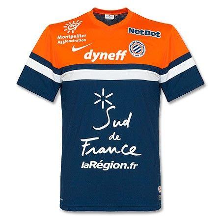 2e99c131a Camiseta del Montpellier 2013-2014 Local