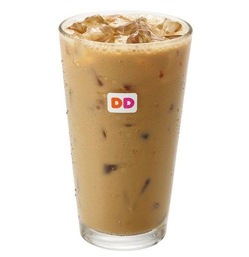 Dunkin Donuts Butter Pecan Iced Coffee