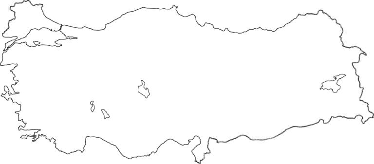 Turkiye Turkiyeboyama Turkiyeboyamasayfalari Bolgeler Harita Boyama Sayfalari Kelebekler