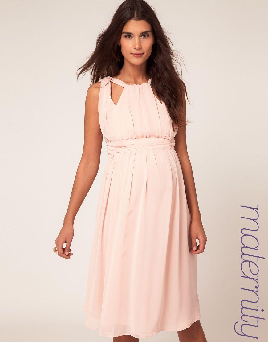 Possible Maternity Dress For Summer Wedding Kleider Fur Schwangere Umstandskleid Outfit Inspo