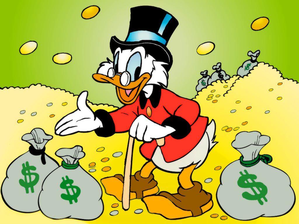 donald duck bitcoin cum funcționează bitcoin în india